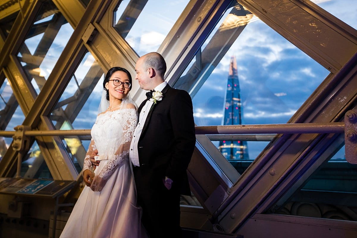 Tower Bridge Weddings